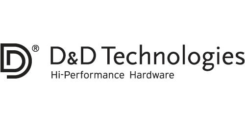 Illustrated D&D Technologies logo