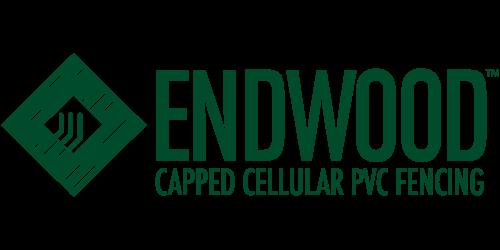 Illustrated Endwood Fence logo
