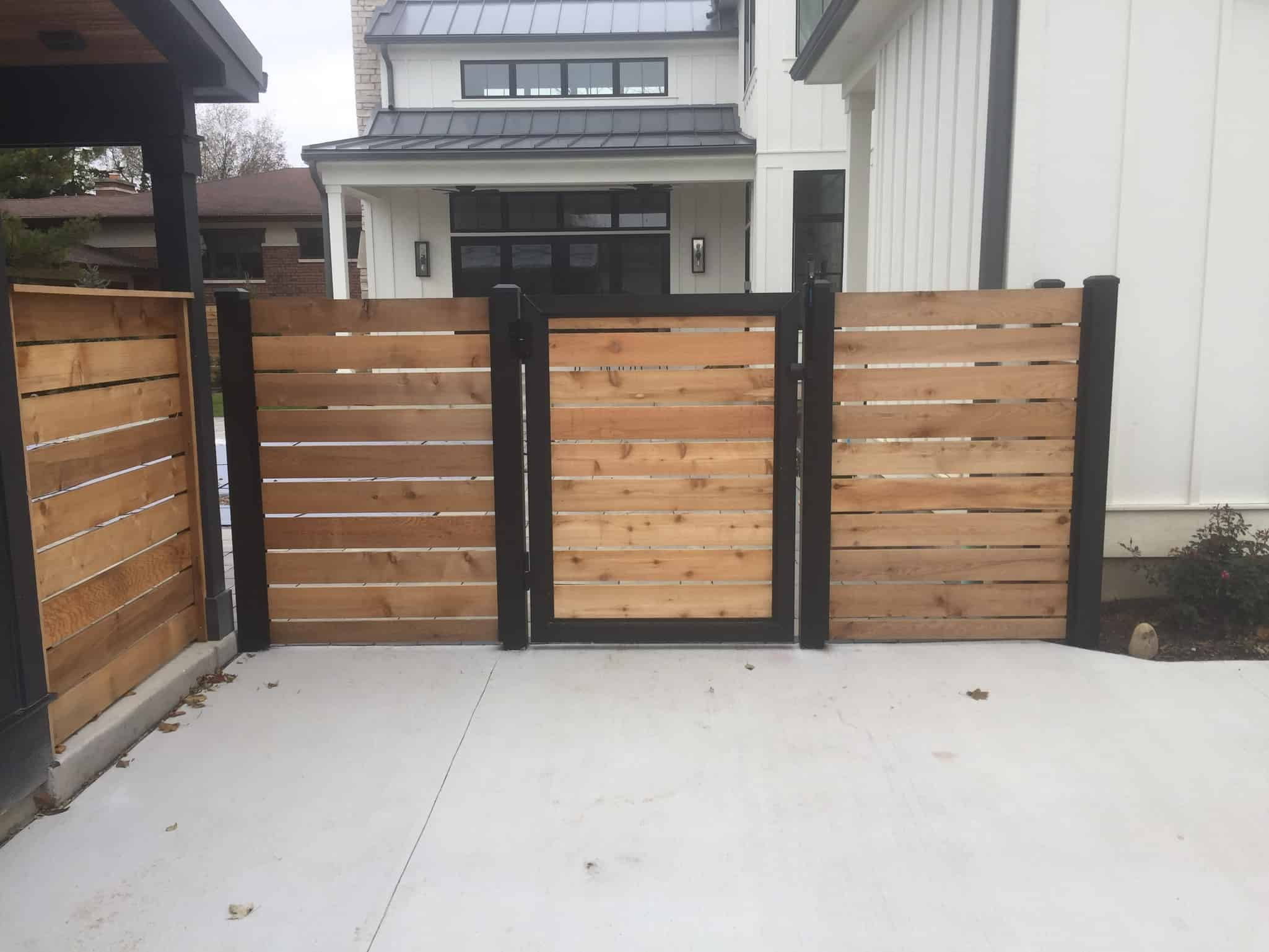 Chicago Fence Installation Company First Fence Company