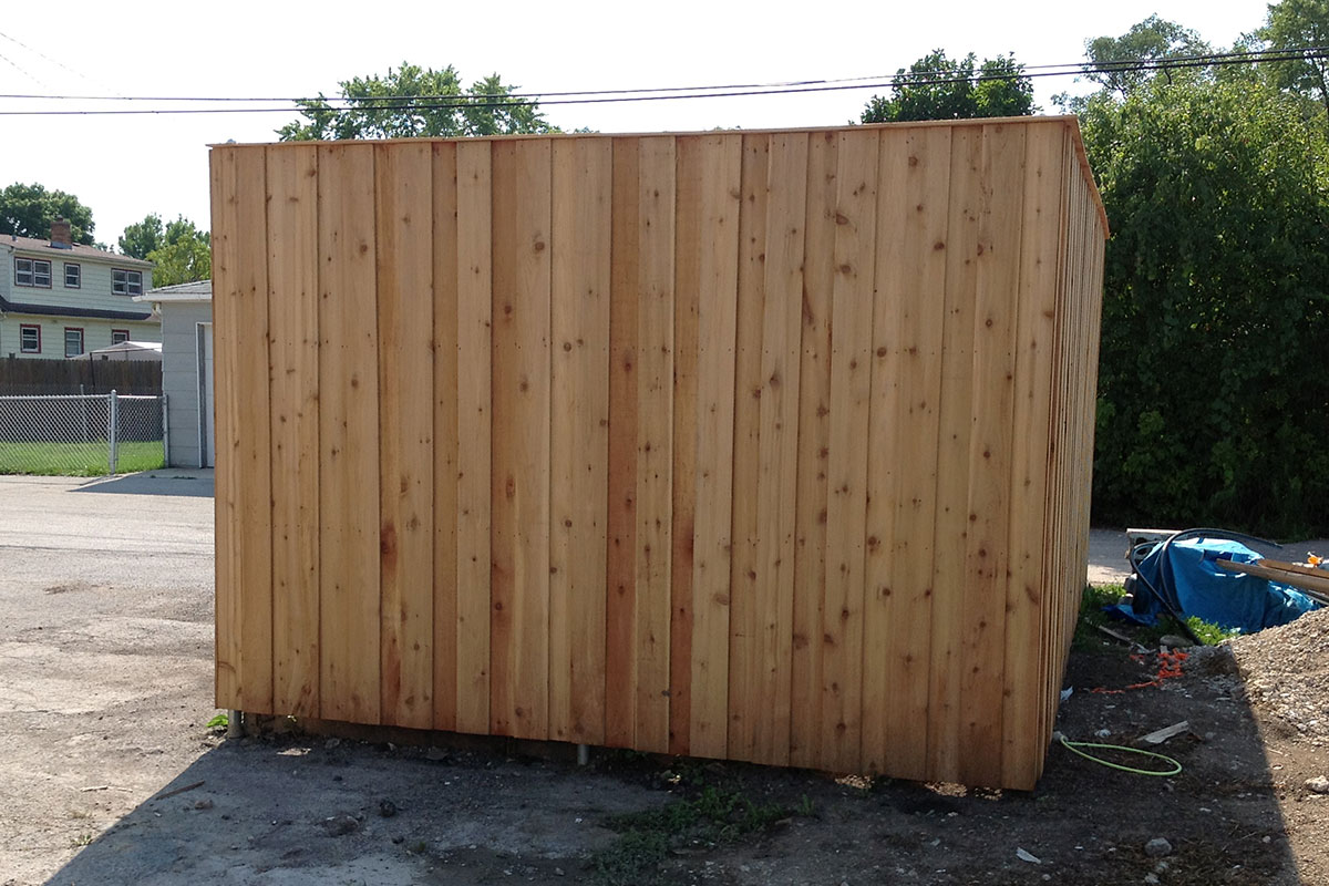 Industrial And Recreational Fencing First Fence