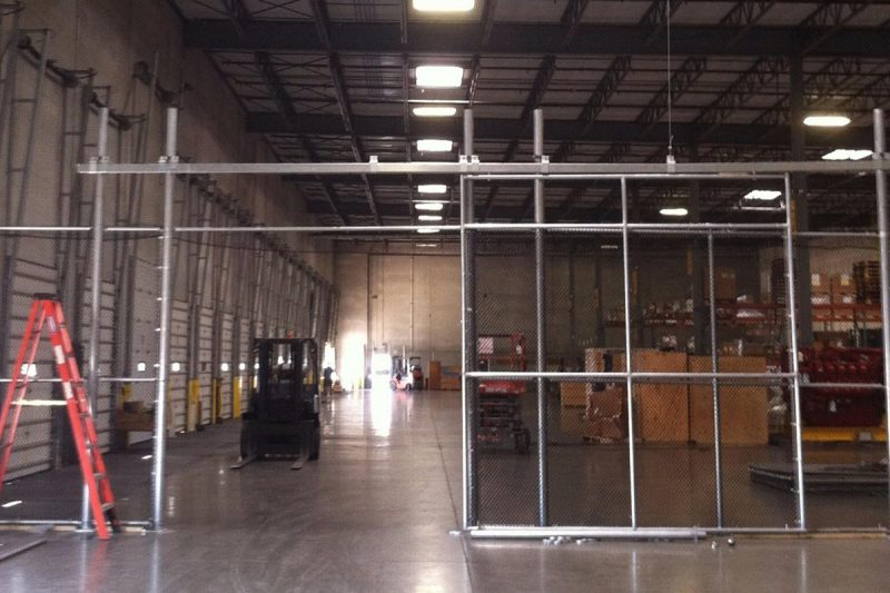 Industrial and recreational fencing company in chicago