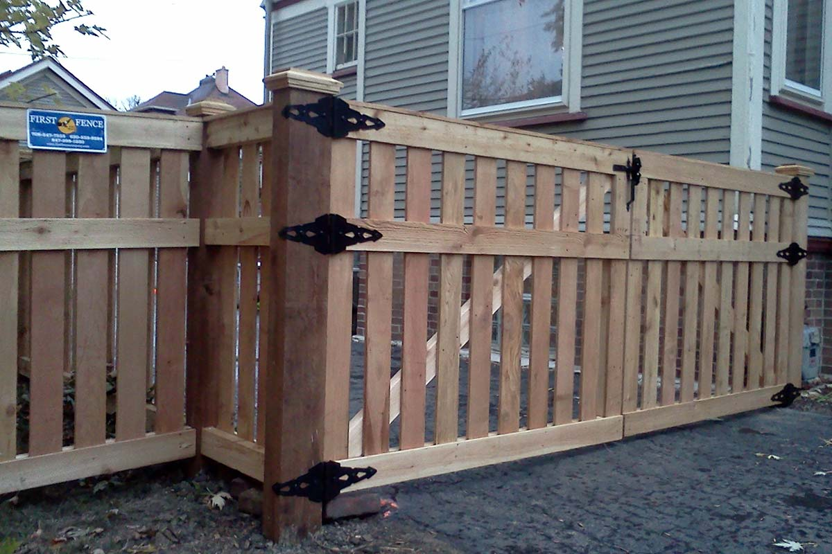 Residential Amp Commercial Fence Options Chicagoland