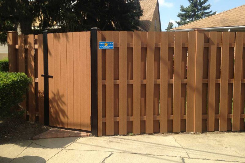 Photo of Endwood fence - First Fence