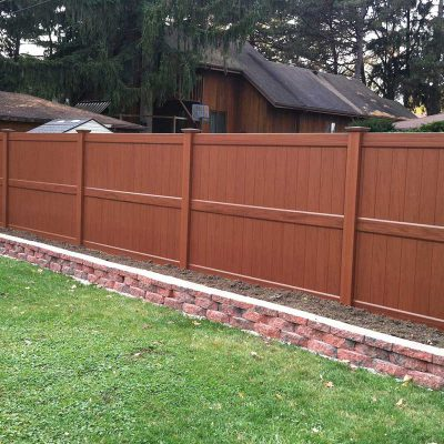 Vinyl Pvc Fences Chicago Vinyl Fence Installation Company