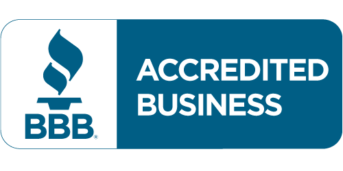 Illustrated Better Business Bureau logo