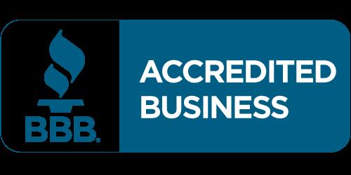 Illustrated Better Business Bureau logo