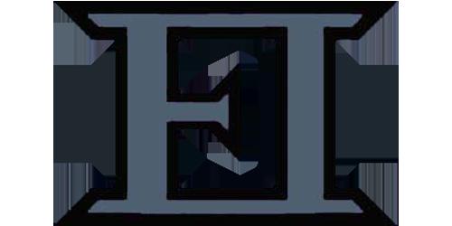 Illustration of the Economy Iron logo