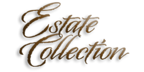 Illustrated logo of First Fence preferred fence vendor Estate Collection