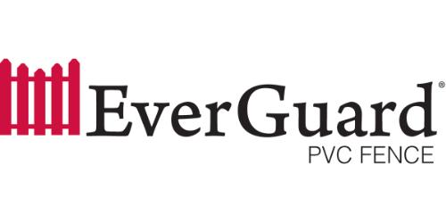 Logo for EverGuard PVC Fence company