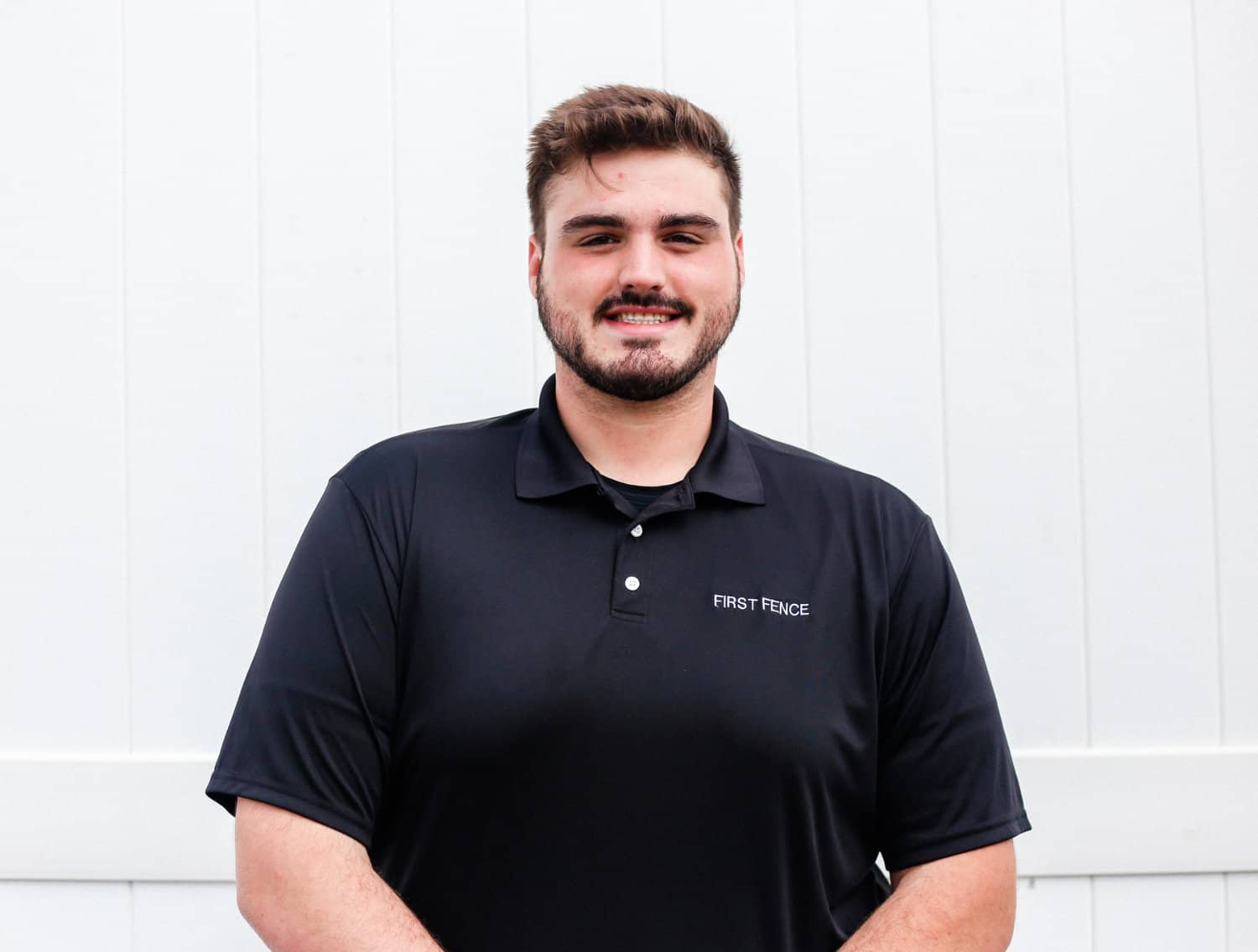Photo of James Trout, Sales Consultant at First Fence Company